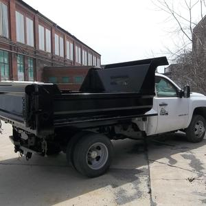 Chevy 1 Ton Dump Truck AFTER